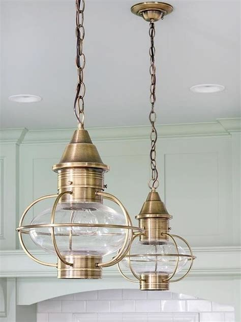Nautical Island Lighting 57 Original Kitchen Hanging Lights Ideas Digsdigs