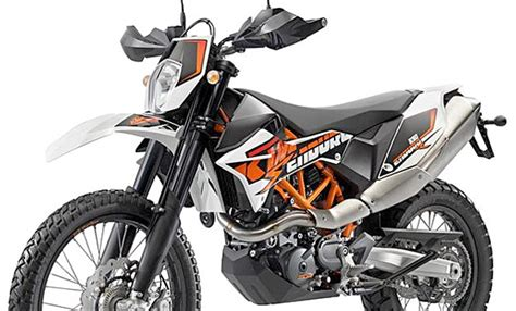 Ktm Motor Cycle Ktm 690 Enduro R 2014 Adventure Touring Enduro