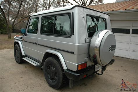 G500 2 Door by Mercedes G Class 2 Door