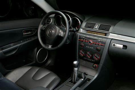 2004 mazda 3s hatchback 2004 mazda 3s hatchback interior picture pic image