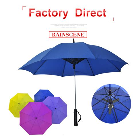 umbrella with fan umbrella with fan factory in guangzhou china with 10 years