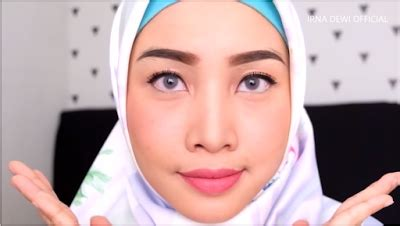tutorial alis remaja warna warni