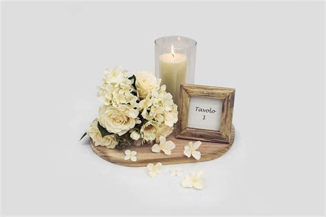 centrotavola matrimonio fai da te candele centrotavola romantico per matrimonio fai da te incartare
