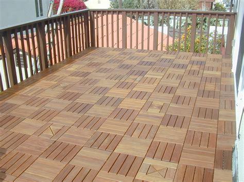 interlocking deck tiles modern porch san diego by