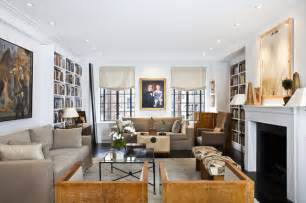 Livingroom Nyc Living Room Nyc Upper West Side Pre War Coop Luxury