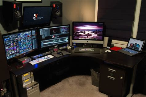 mac setup video production pro workstation
