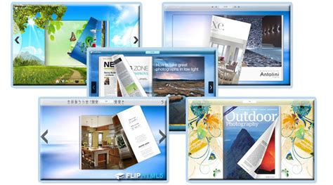 free software html5 flipbook software fliphtml5 allows to publish