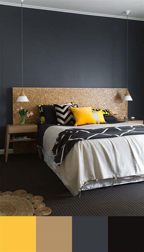 Bedroom Color Schemes Yellow 10 Bedroom Interior Design Color Schemes Design