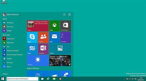 windows 10 no previsualiza imagenes microsoft lanza windows 10 con la mira puesta en los
