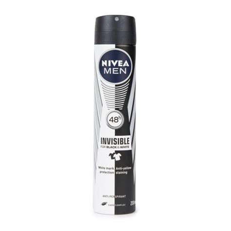 Food Bag White Gp Anti Minyak nivea invisible for black white spray 200ml woolworths co za