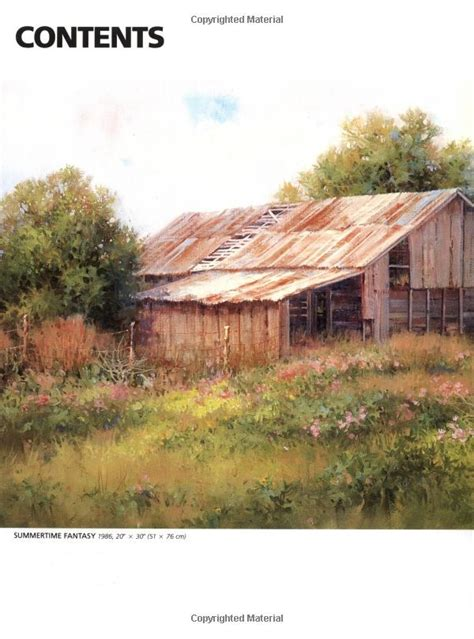 Painting Better Landscapes 1000 images about watercolor barns on