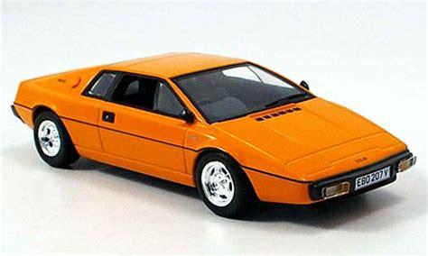 Diecast Kyosho Lotus Esprit S1 Black 1 100 Ah142 lotus esprit orange 1978 minichs diecast model car 1 43