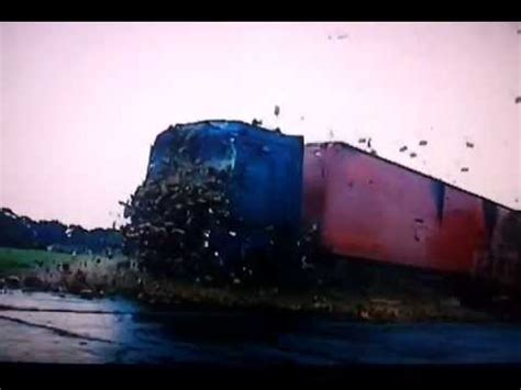 top gear lorry challenge top gear lorry crash testing part 2