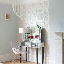 Create zones in the bedroom bedroom wallpaper ideas housetohome co