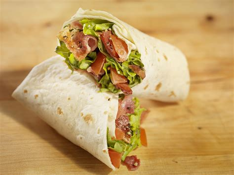 to wrap blt wrap sandwiches recipe is easy and delicious