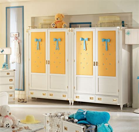 Child Wardrobe Home Design Wardrobe Design For With Yellow
