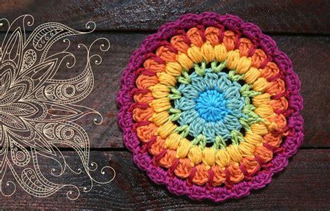 imagenes de mandalas tejidos al crochet mandala lanas y ovillos