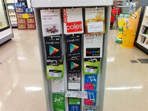 Sell Google Play Gift Card - google play gift cards rolling out to coles supermarkets ausdroid