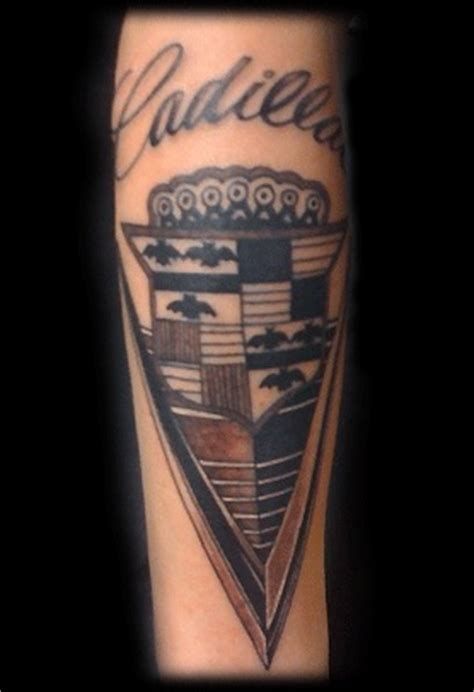 cadillac tattoo the world s catalog of ideas