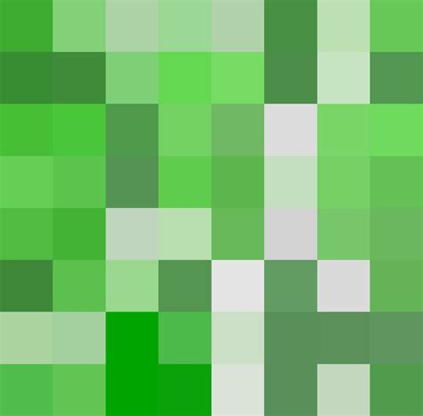 creeper template papercraft size creeper