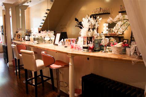 blondis hair salon makeover center in new york ny 187 the bar lounge la tua bella beauty bar