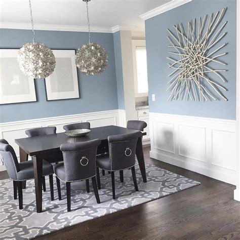 dining room color benjamin nimbus grey dining room interiors by color