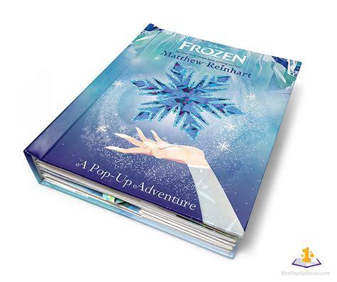 frozen pop book cover artwork pop books