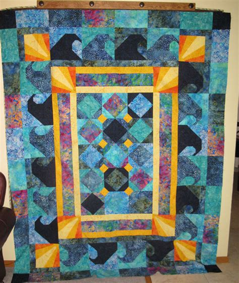 Cool Quilt Patterns by Cool Water Quilts
