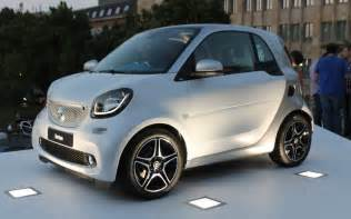 Smart Car Tires For Sale Canada 2016 Smart Fortwo News Comes In Small Packages