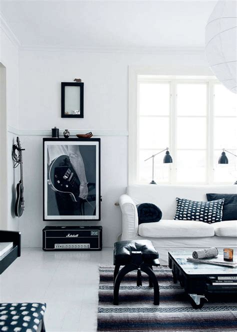 best of black white decor sfgirlbybay