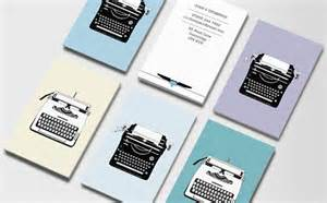 writers business cards writers freelance writer journalist business cards