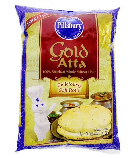 Icha Top Atta 1 pillsbury gold atta 5 kg buy pillsbury gold atta 5 kg at