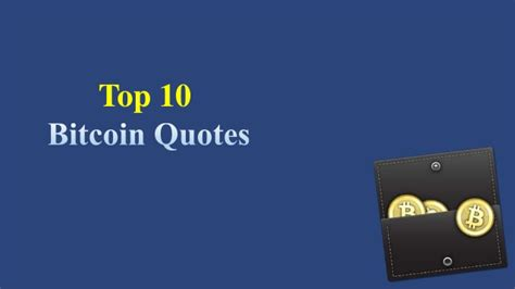 bitcoin quotation bitcoin quotes like success