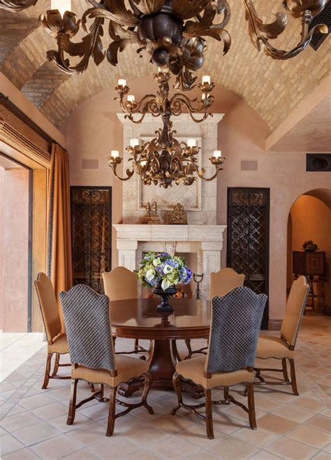 tuscan dining room tuscan mediterranean world