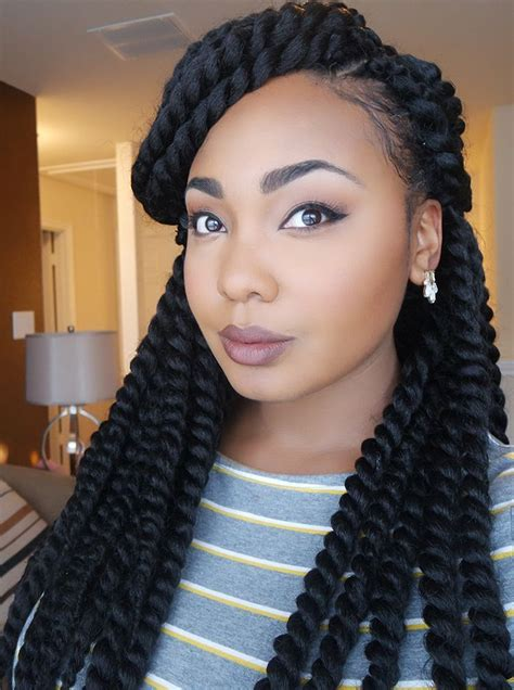 what type of hair do you crochet braids 18 gorgeous crochet braids hairstyles highpe