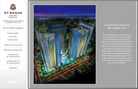 St Regis Residences Singapore Floor Plan st regis residences luxury property singapore