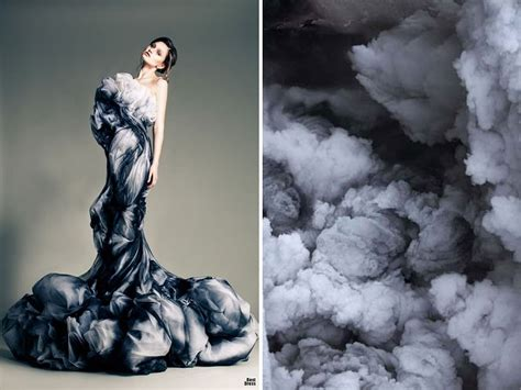 design fashion photography fashion inspired by nature russian artist compares famous