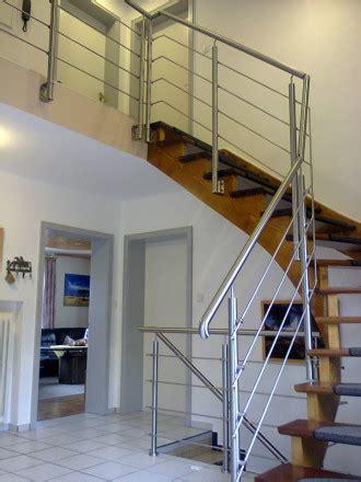 holztreppen geländer selber bauen idee treppe gel 228 nder