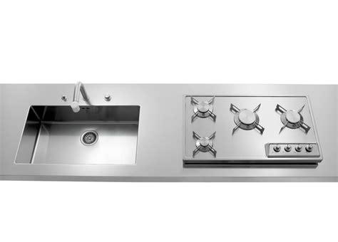 piano cottura a gas da appoggio piani cottura da appoggio piano cottura in acciaio inox by