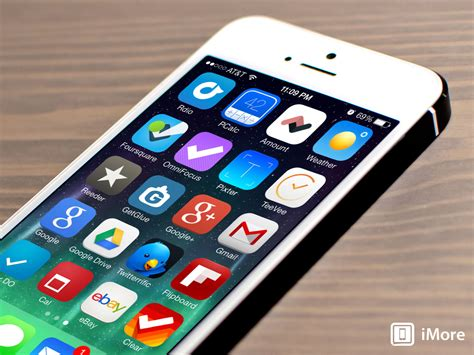 the best app best ios 7 apps for iphone imore