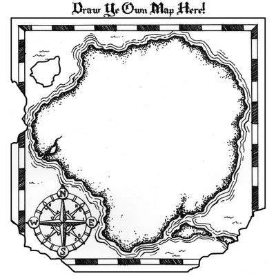 neverland map coloring page real treasure hunts cryptic treasures treasure map