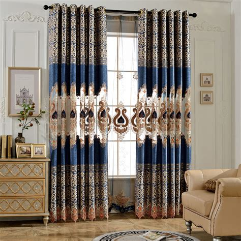 navy blue velvet curtains popular blue velvet curtain buy cheap blue velvet curtain