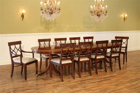 double pedestal dining room table large oval mahogany double pedestal dining room table with