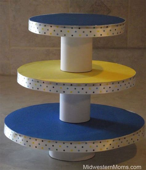Handmade Cupcake Stands - 25 best ideas about cupcake stand on