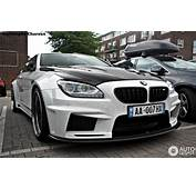 Lumma Design BMW CLR 6 M Spotted In Rotterdam Hails From