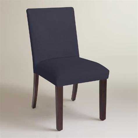 world upholstered dining chairs twill kerri upholstered dining chair world market