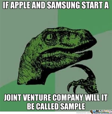 Meme Vs Meme - samsung vs apple memes