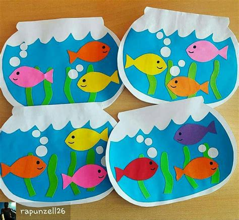 crafts toddlers 25 unique fish crafts ideas on fish crafts