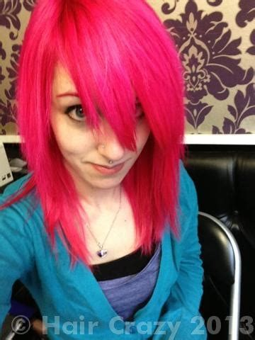 hair color special effects buy atomic pink special effects hair dye haircrazy