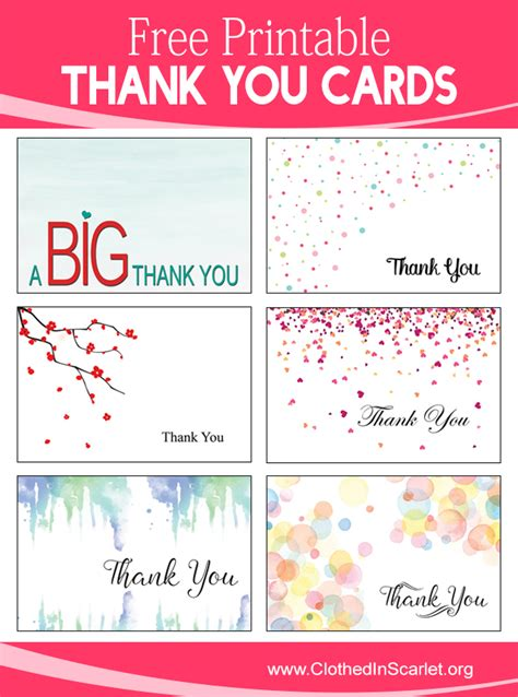 printable thank you cards for librarians free business thank you cards images card design and